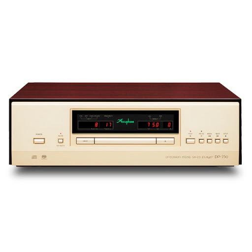 Accuphase DP750 SACD Player/CD Player/DAC