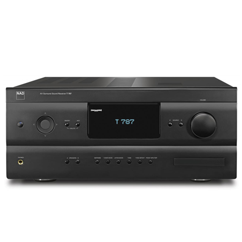 NAD T777 7 Channel x 80 watt AV Receiver