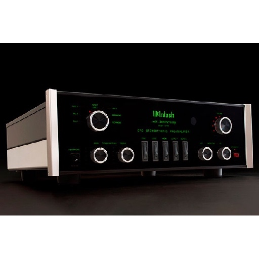 Mcintosh C-70 Tube Preamplifier