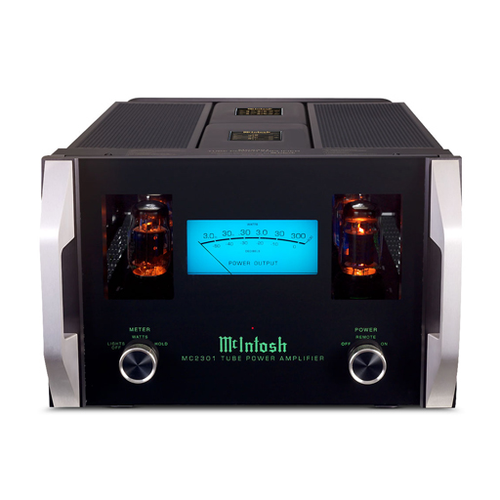 Mcintosh MC-2301 300 Watt Mono Tube Amplifier - Hi-Fi Centre
