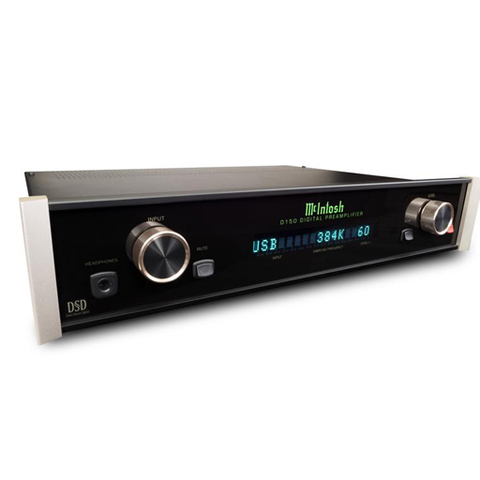 Mcintosh D-150 Digital to Analog Converter - Hi-Fi Centre