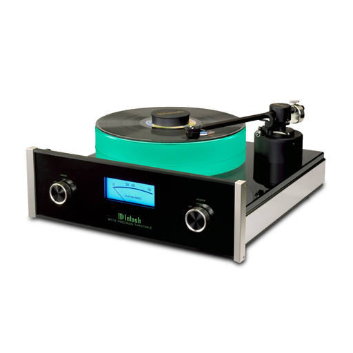 Mcintosh MT10 Turntable complete with Tonearm and MC Cartridge - Hi-Fi Centre