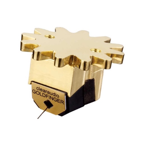 Clearaudio Goldfinger Statement MC Phono Cartridge - Hi-Fi Centre