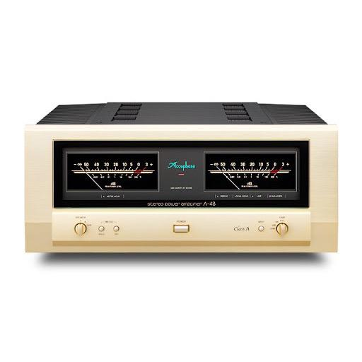 Accuphase A48 Class A Power Amplifier