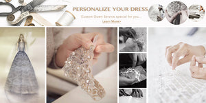 NZ Bridal Offer Custom-Made Tailor Service for Wedding & Formal Dresses