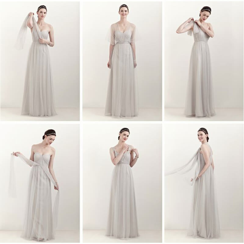 NZ Bridal Convertible Bridesmaid dresses