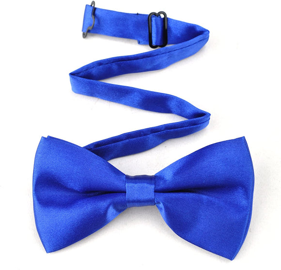 NZ Bridal Satin Bow Tie Men Wedding Accessories