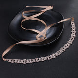 NZ Bridal Weave style Waist chain Ornaments Chain Belt Body Chain Bohemian Jewelry Bridal Accessories