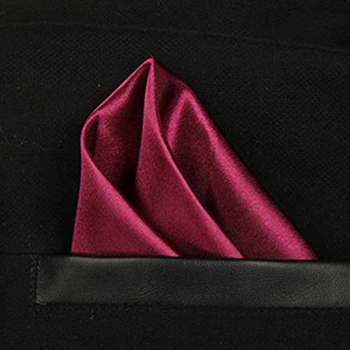 NZ Bridal Satin Pocket Square Men Wedding Accessories