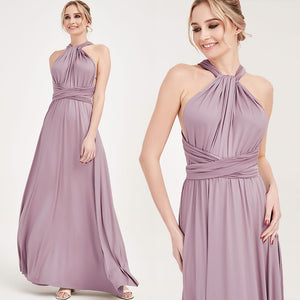 Infinity GownVintage Mauve