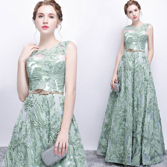 Strapless Fashion Arranging Pattern Homecoming Party Formal Dress