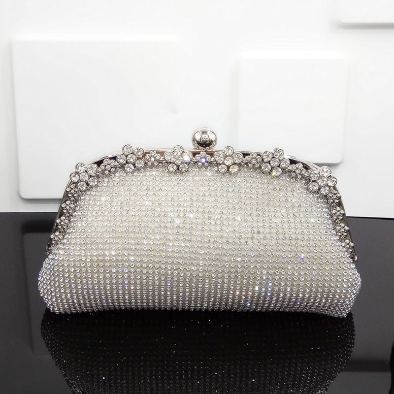 Fabulous Handbags with Rhinestones Evening Clutches