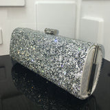 Shining Handbags with Rhinestones Evening Clutches