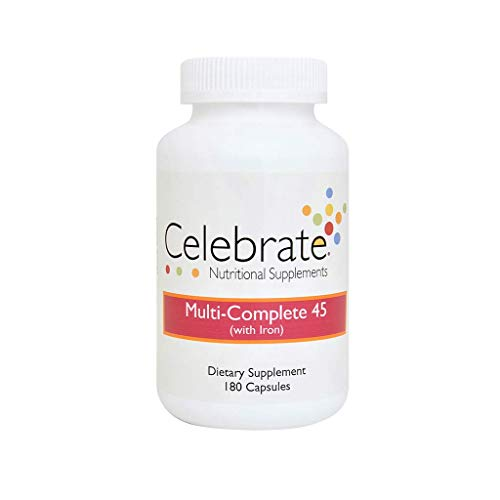 MultiComplete 45 - 180 Count Capsules from Celebrate