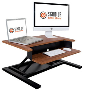 AirRise Pro – Standing Desk Converter | Adjustable Height Stand Up Desk