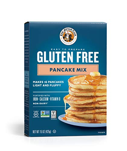 Gluten Free Pancake Mix, 15 Ounce (Pack of 6)