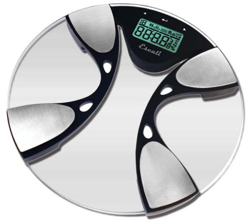 Digital Bathroom Scale Measures Body Fat/Lean Body Mass--400# capacity