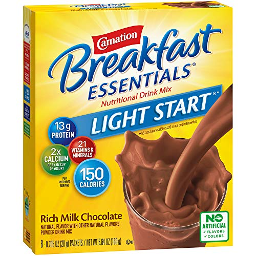 Carnation Breakfast Essentials Light Start