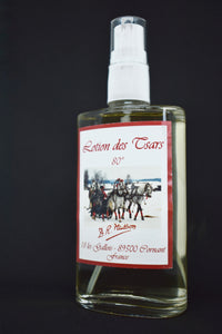 D. R. Hasson - Lotion des Tsars 80% 100ml