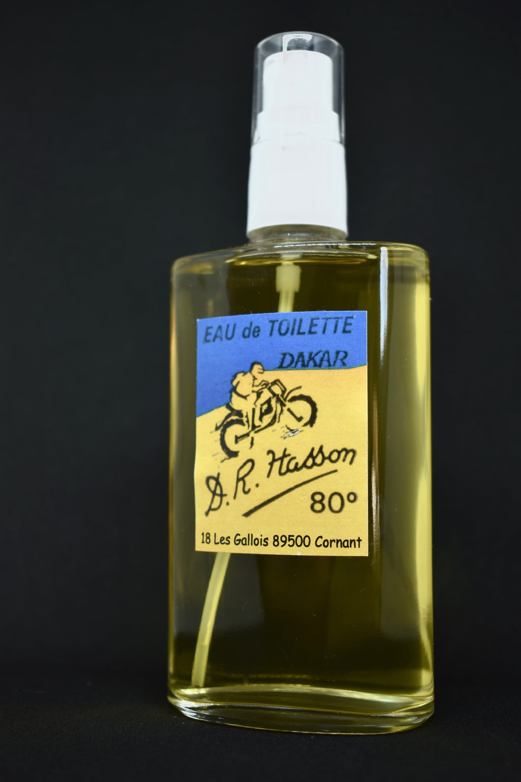 D. R. Hasson - Dakar - Eau de Toilette 80% 100ml