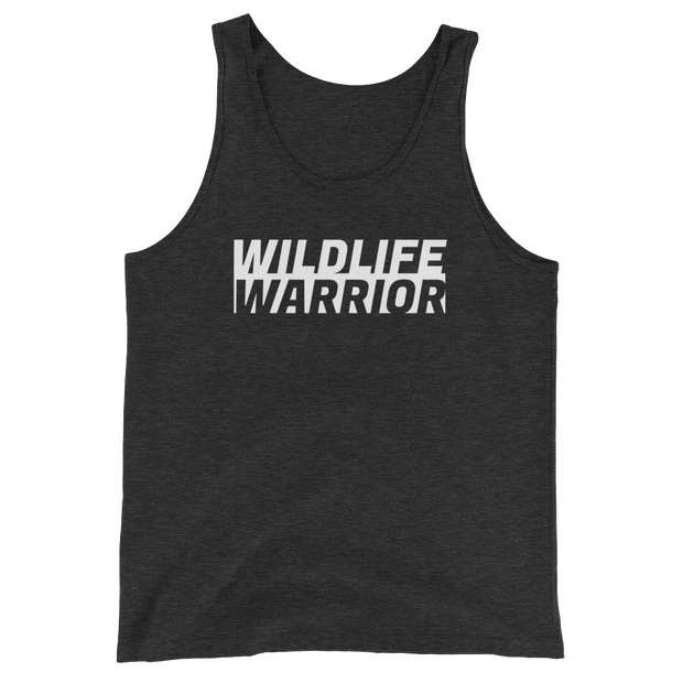Wildlife Warrior Tank Top: Wildlife Charity Tops & Apparel