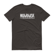 Wildlife Warrior Smoke Grey T-Shirt – World With Wildlife