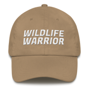 Wildlife Warrior Cap Khaki – World With Wildlife