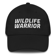 Wildlife Warrior Cap Black  – World With Wildlife