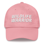 Wildlife Warrior Cap Pink – World With Wildlife