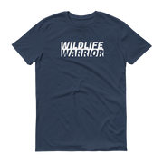 Wildlife Warrior Lake Blue T-Shirt – World With Wildlife
