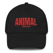 ANIMAL Protector Cap Black – World With Wildlife