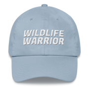 Wildlife Warrior Cap Light Blue – World With Wildlife