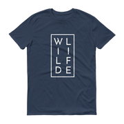 WILDLIFE Conservation T-Shirt Lake Blue – World With Wildlife