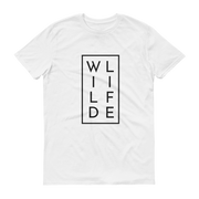 WILDLIFE Conservation T-Shirt White – World With Wildlife