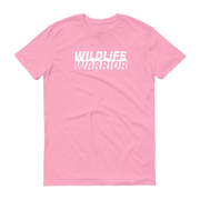 Wildlife Warrior Pink T-Shirt – World With Wildlife