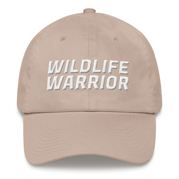 Wildlife Warrior Cap Stone  – World With Wildlife