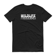 Wildlife Warrior Black T-Shirt – World With Wildlife