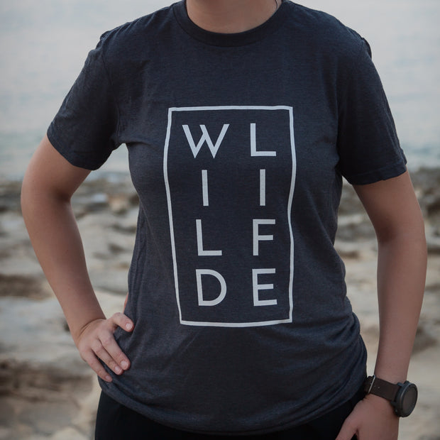 WILDLIFE Athletic T-Shirt  – World With Wildlife