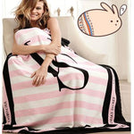 VS Blankets Single 130x150cm Super Soft  Factory Price