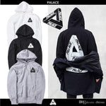 17SS New Spring Palace Skateboards Hoodies Men Cotton Hip Hop Hoodies Sweatshirt Sport White Hba Hombre Hoodie