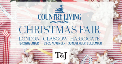 TAYLOR AND JACKSON | COUNTRY LIVING FAIR