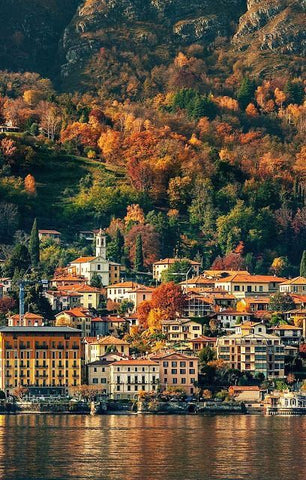 Lake Como in Autumn