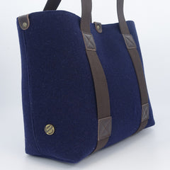 DELANNA LARGE FELT TOTE BAG
