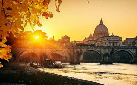 Rome in Autumn
