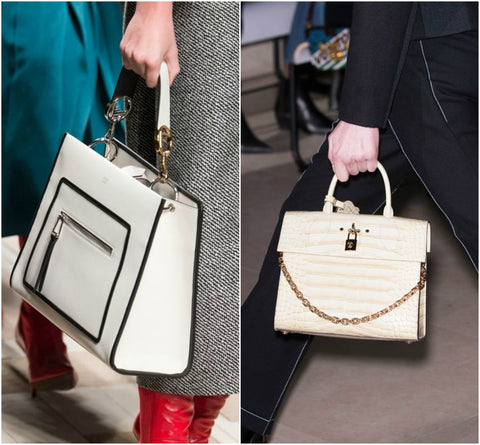 Fendi and Louis Vuitton Vintage Handbags