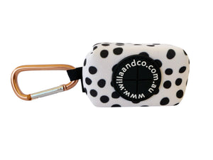 Poop Bag Holder- Dots