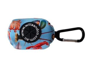 Poop Bag Holder- Seafood