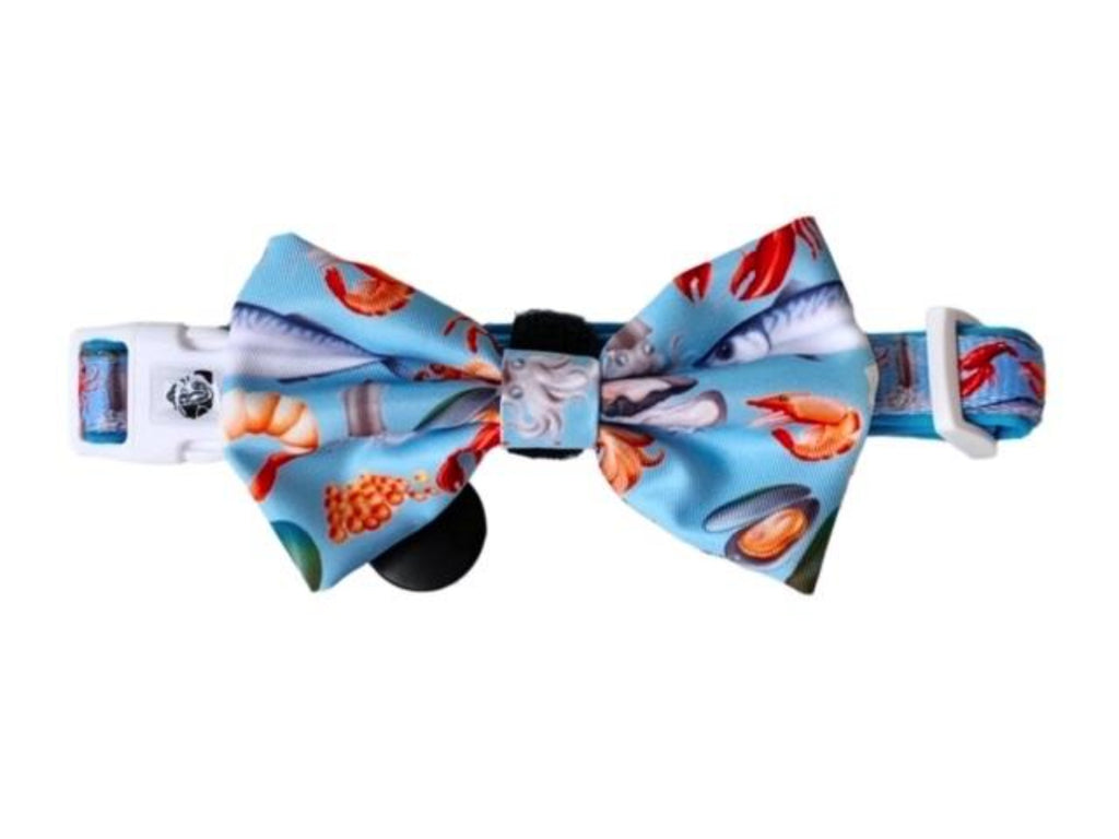 Collar & Bow Tie- Seafood