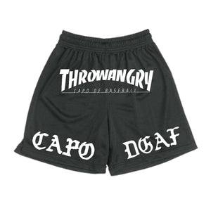 THROWANGRY SPOOF BBALL SHORTS