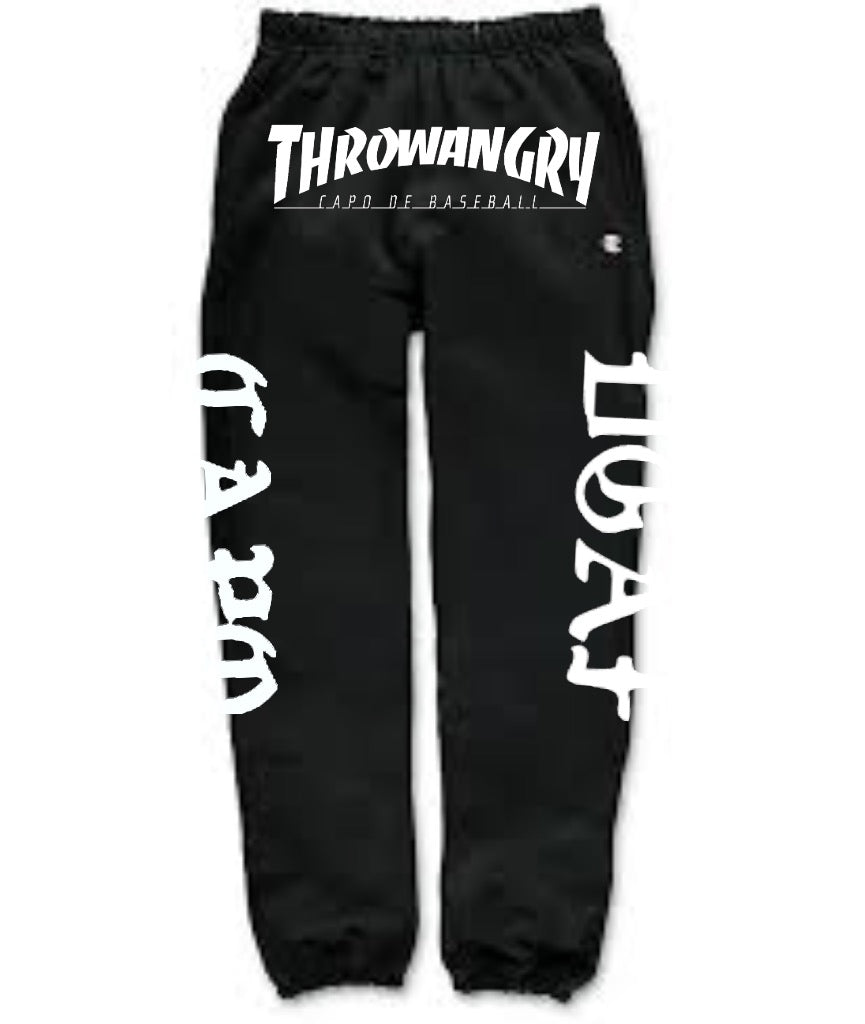 THROWANGRY SPOOF SWEATPANT